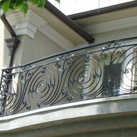 Wrought Iron Balconies