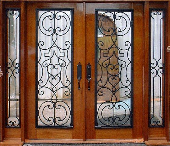 Iron Art Railings Fencing Inc Blog Archive Wrought Iron Doors