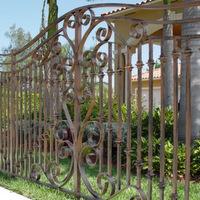Wrought Iron Fences