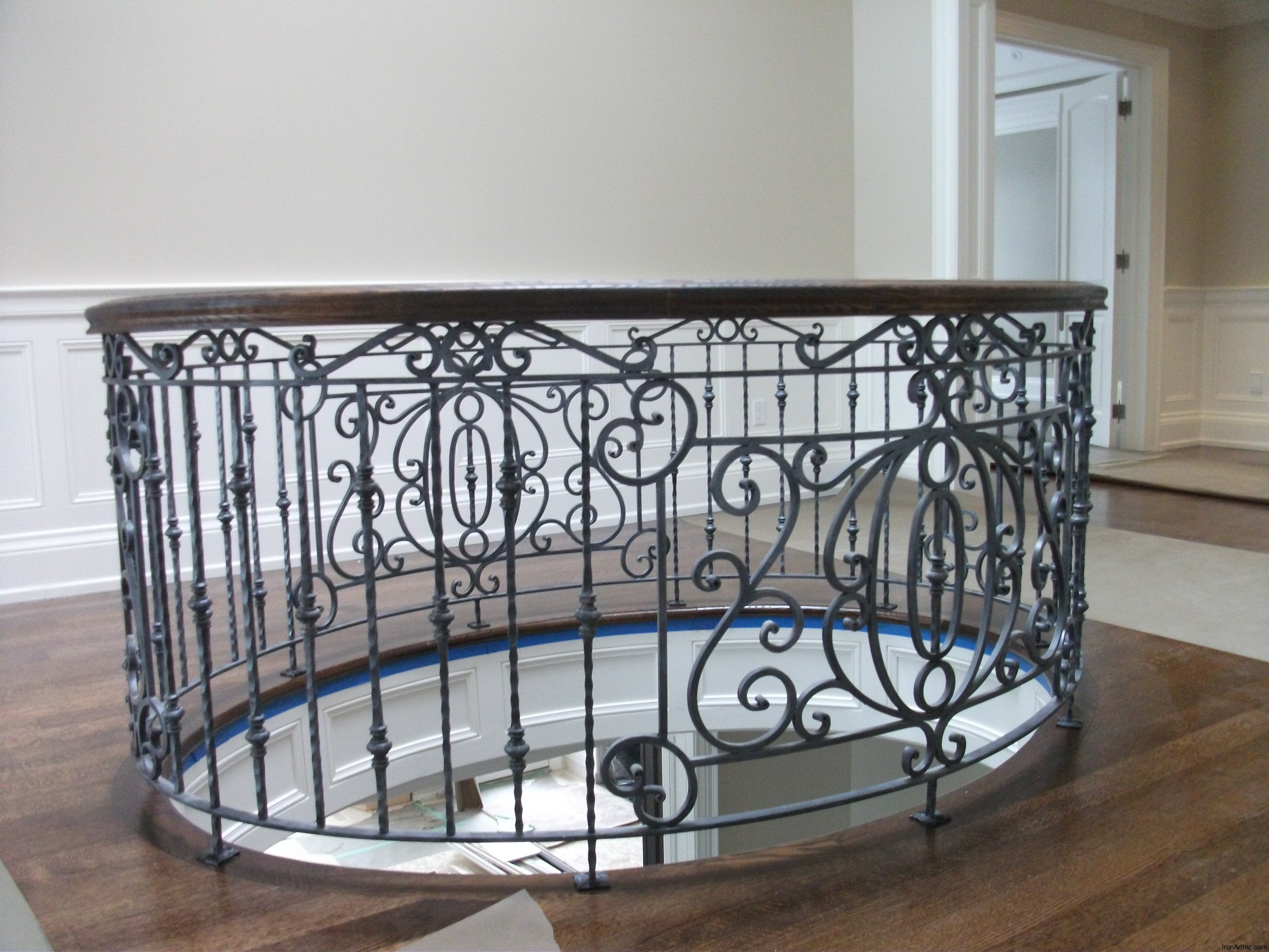 Iron Art Railings Amp Fencing Inc 187 Blog Archive 187 Wrought Iron Stairs